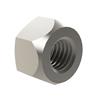 国标 GB6185.2-2000 2型全金属六角锁紧螺母 细牙
